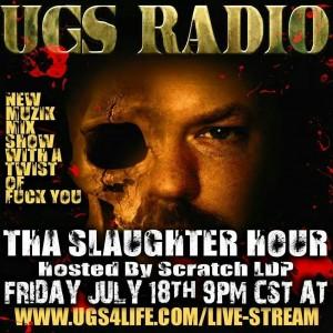 sluaghter hour
