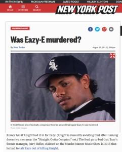 NY Post Eazy