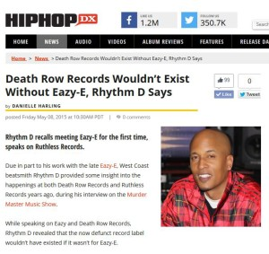 rhythm d hiphopdx