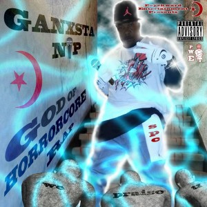 ganxsta nip god of horrocore cover