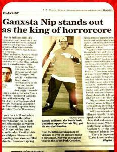 ganxstanip houston chronicle