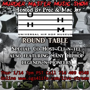 universal hiphop museum roundtable