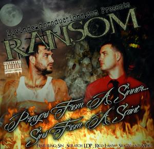 ransom prayers art
