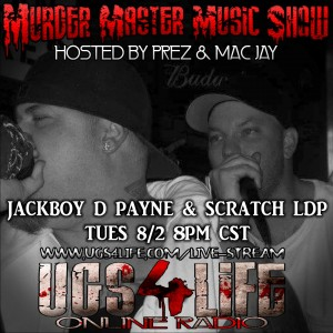 JACKBOY D PAYNE AND SCRATCH LDP