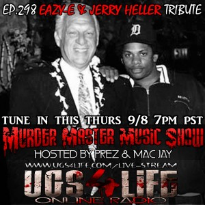 eazy-e and jerry heller tribute