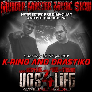 K-RINO AND DRASTIKO