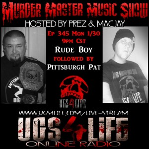rude boy pittsburgh pat