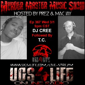 DJ Cree and TC