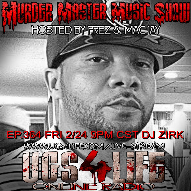 EP 364 DJ ZIRK