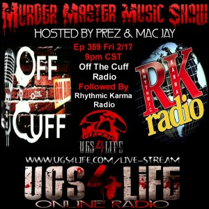 ep 359 off the cuff rhythmic karma