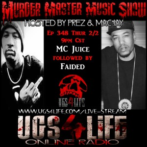 mc juice and faided