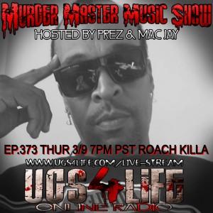 EP 373 ROACH KILLA