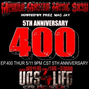 EP 400 5TH ANNIVERSARY