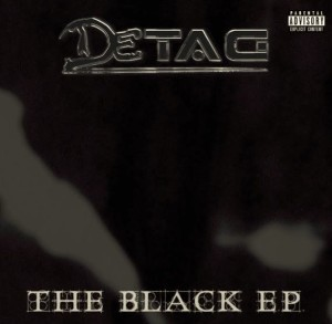 Detag the Black EP cover